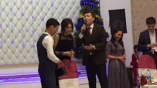 Той ойыны Арман Жаналиев Тойда 2018