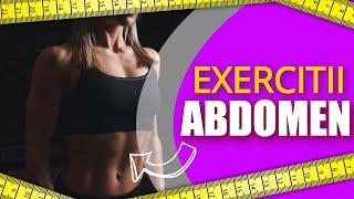 Exercitii Abdomen Femei Si Barbati - Exercitii de slabit acasa in doar 5 minute