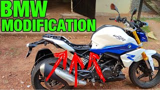 BMW SECURITY MODIFICATION 💥| ALAPPUZHA BYPASS MOTO VLOG