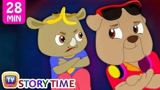 Böser Hund in der Strand | Cutians Cartoon-Comedy-Show Für Kids | ChuChu TV-Lustige Videos