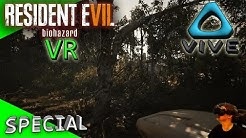 Resident Evil 7 in VR mit HTC Vive am PC !! [Voller 3D-Effekt][Gameplay][HTC Vive][Virtual Reality]