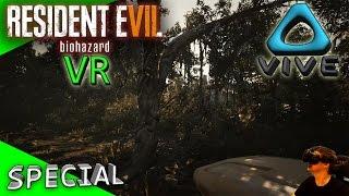 Resident Evil 7 in VR mit HTC Vive am PC !! [Voller 3D-Effekt][Gameplay][HTC Vive][Virtual Reality]