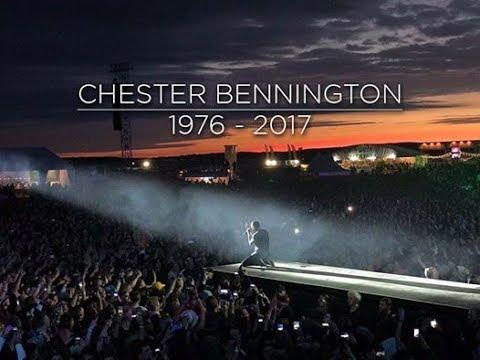 In Memory of Chester Bennington (1976 - 2017)