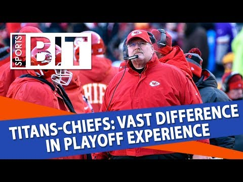 AFC Wild Card: Tennessee Titans at Kansas City Chiefs | Sports BIT | NFL Picks
