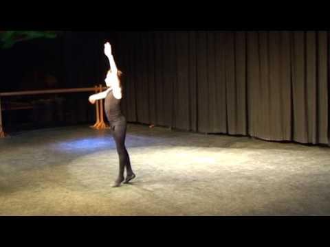 Dance recital (solo) - Nepean Creative Arts Centre, Ottawa, June 2017
