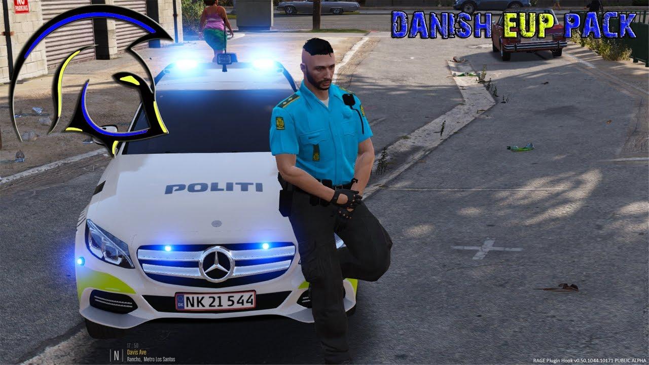 Dansk EUP Politi Uniformer (REL) + Tutorial - REUPLOAD