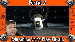 The End! - Portal 2 Ending - Mumbles Let