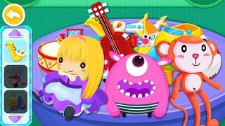 Baby Panda's Supermarket | game anak | babybus