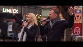 Vinter i Linköping - Julhälsning från Magnus Carlsson & Jessica Andersson