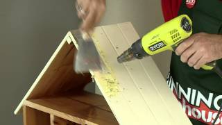 How To Remove Paint - Diy At Bunnings