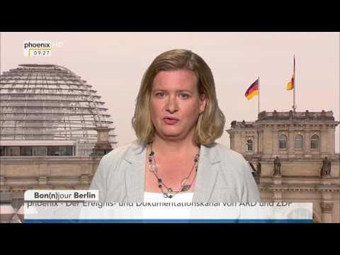 Bon(n)jour Berlin: Eva Quadbeck zum Bundesparteitag der SPD am 26.06.17