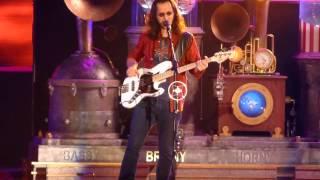 """Bravado"" Rush@Trump Taj Mahal Mark Etess Arena Atlantic City 5/11/13 Clockwork Angels Tour"