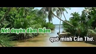 Karaoke NET DUYEN THAM HatVoi ( MyHang )