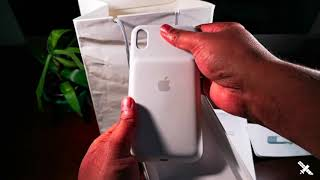 Apple iPhone Smart Battery Case for iPhone XS Max Unboxing