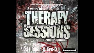 Therapy Sessions CZ 2011 Exclusive Mix by DJ Hidden & Eye-D