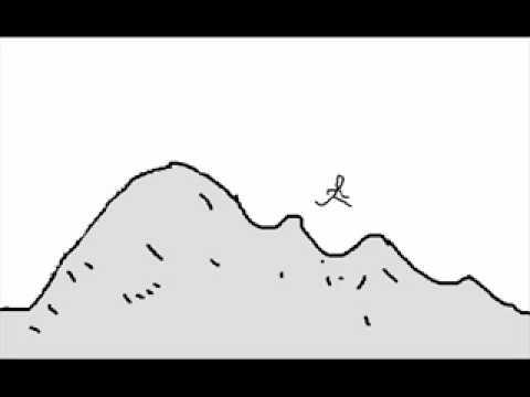 russian orienteering cartoon