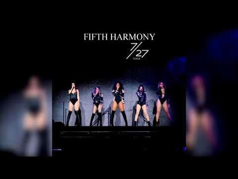 Fifth Harmony - Work From Home (7/27 Tour Live Studio)