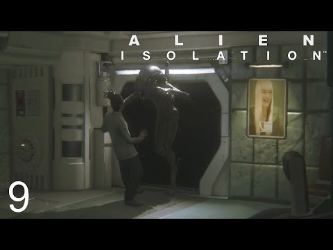 Alien: Isolation (Ep.9) - The Morgue