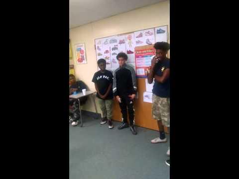 Okaloosa Academy Wolf Pack Dancing