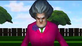 Scary Teacher 3D Walkthrough Part 4 Android iOS Gameplay HD