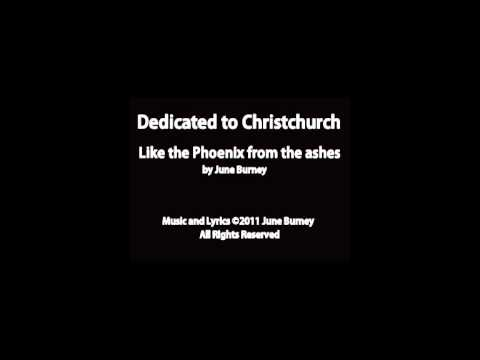 Christchurch Earthquake Song - A Special Message of Hope for Christchurch