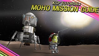 KSP: How to gęt to MOHO and back again!