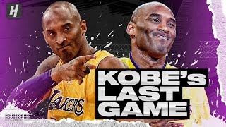 Download The Last 8 Minutes of Kobe Bryant's FINAL NBA Game | 60 Points vs Utah Jazz Mp3 and Videos