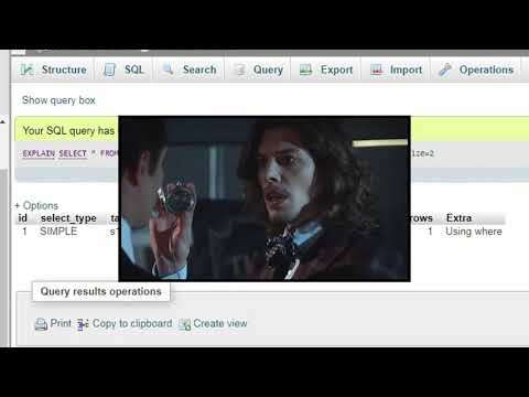 Working with MySQL / MariaDB database indexes - TravianZ - Episode 4