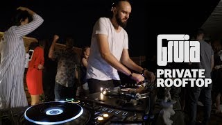 Gruia @ Private Rooftop Party in Bucharest - July 2017