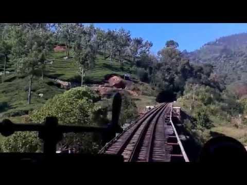 Mettupalayam to Ooty, Nilgiri Toy Train; India