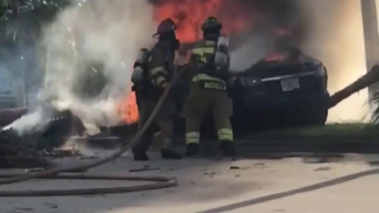 Driver killed in Tesla crash identified