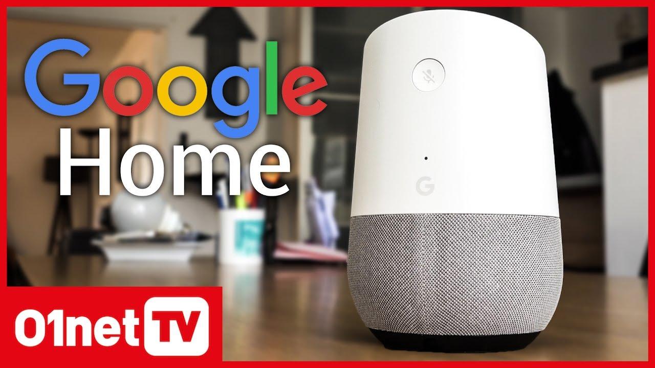 tout ce que l 39 on peut faire avec google home youtube. Black Bedroom Furniture Sets. Home Design Ideas