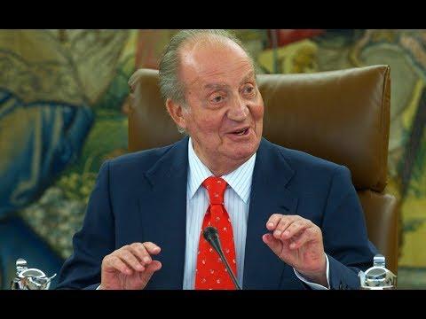 King Juan Carlos I Speaking 6 Languages