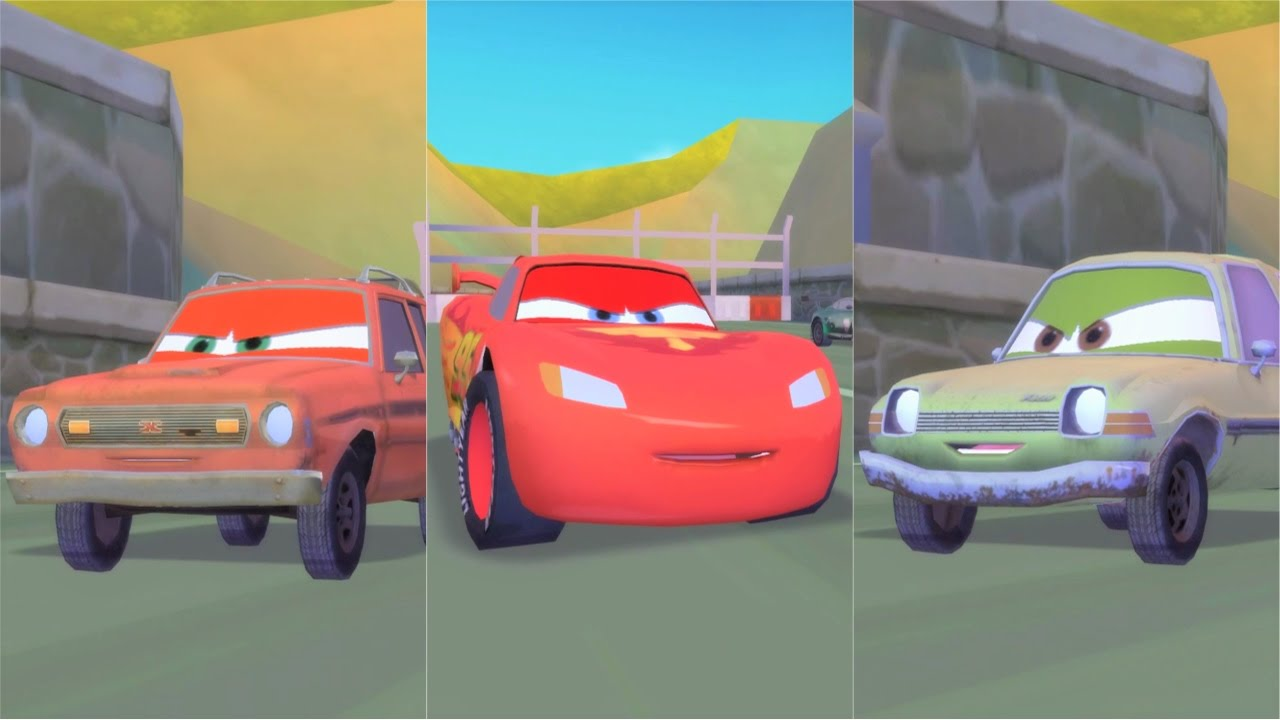 Cars  Acer Gameplay
