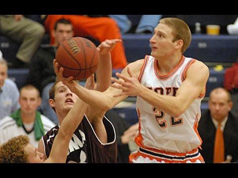 Hope vs. Calvin Basketball. Steve Cramer Highlights