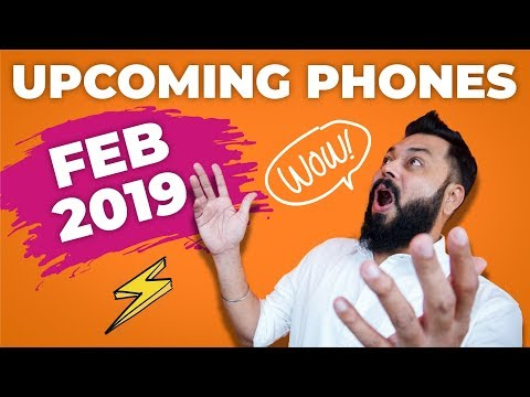 TOP 10 UPCOMING MOBILE PHONES IN INDIA FEBRUARY 2019 ⚡⚡⚡ FEBULOUS!!! Mp3