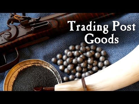 Trading Goods On The Frontier