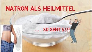 NATRON ALS HEILMITTEL ?