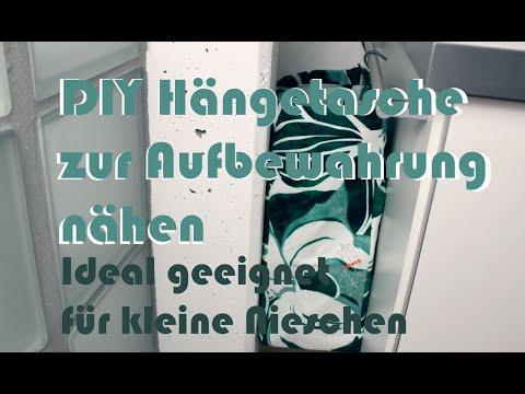 diy-hängetasche-nähen-zur-aufbewahrung:-z.b.-mülleimer-für-papier-nähen