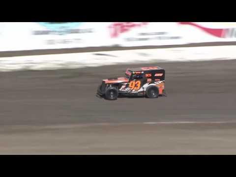 Santa Maria Speedway Dwarf Car Hotlaps
