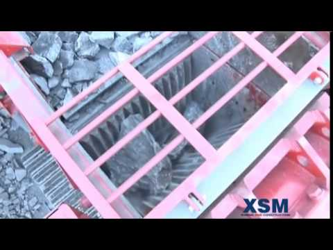 XSM Mobile Crushing Plant For Sale In Sierra Leone
