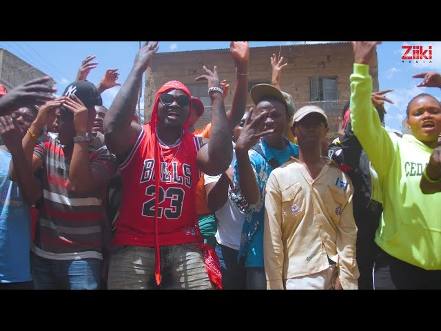 KWENDAA!! - KHALIGRAPH JONES (OFFICIAL VIDEO)
