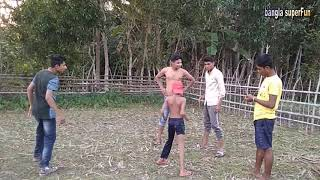 Must Watch New  Funny😂😂Comedy Videos 2019 - Episode-25 #banglasuperFun