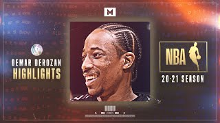 Why Is Everyone Sleeping On DeMar Derozan? Best 2021 Highlights | CLIP SESSION