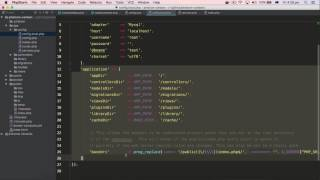 Giới thiệu class Config của Phalcon PHP