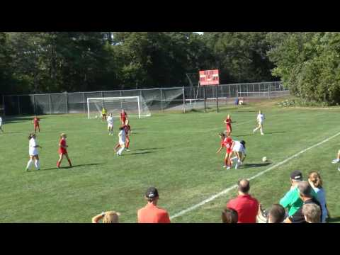 Highlights - Phillips Academy Andover GVS - Vs - The Rivers School -  9-17-2016