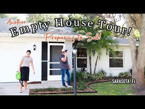Yoders Sarasota Fl Christmas 2020 Empty House Tour 2020   Behind the Scenes of a Realtor   Lynette