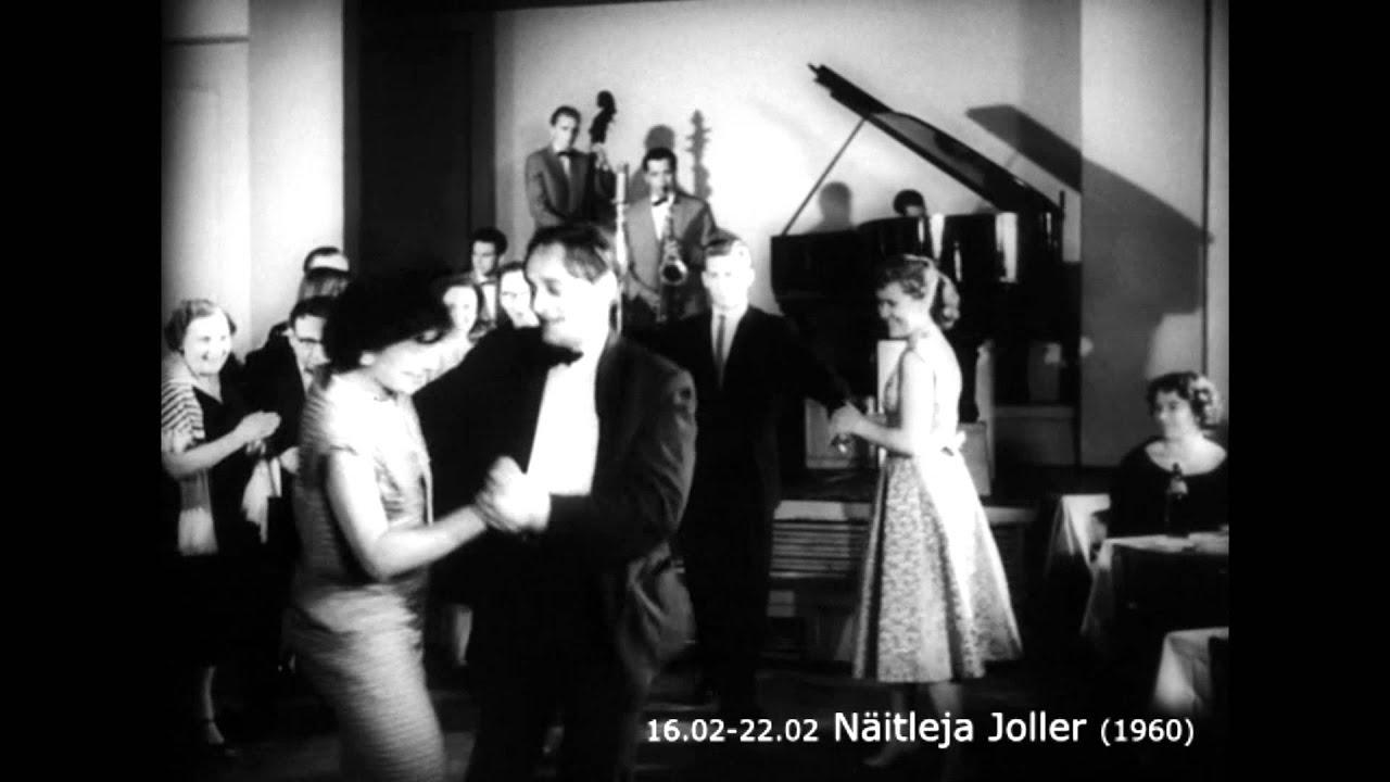 Näitleja Joller (1960) - Eesti filmiklassika