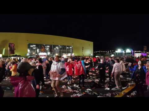 Punchestown Music Festival Aftermath 2017