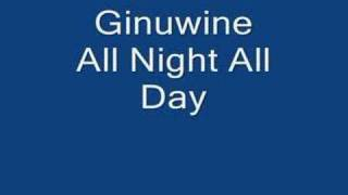 Watch Ginuwine All Night All Day video